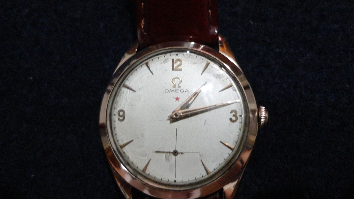 f732e8dbd5d Relógio Omega Perfeito