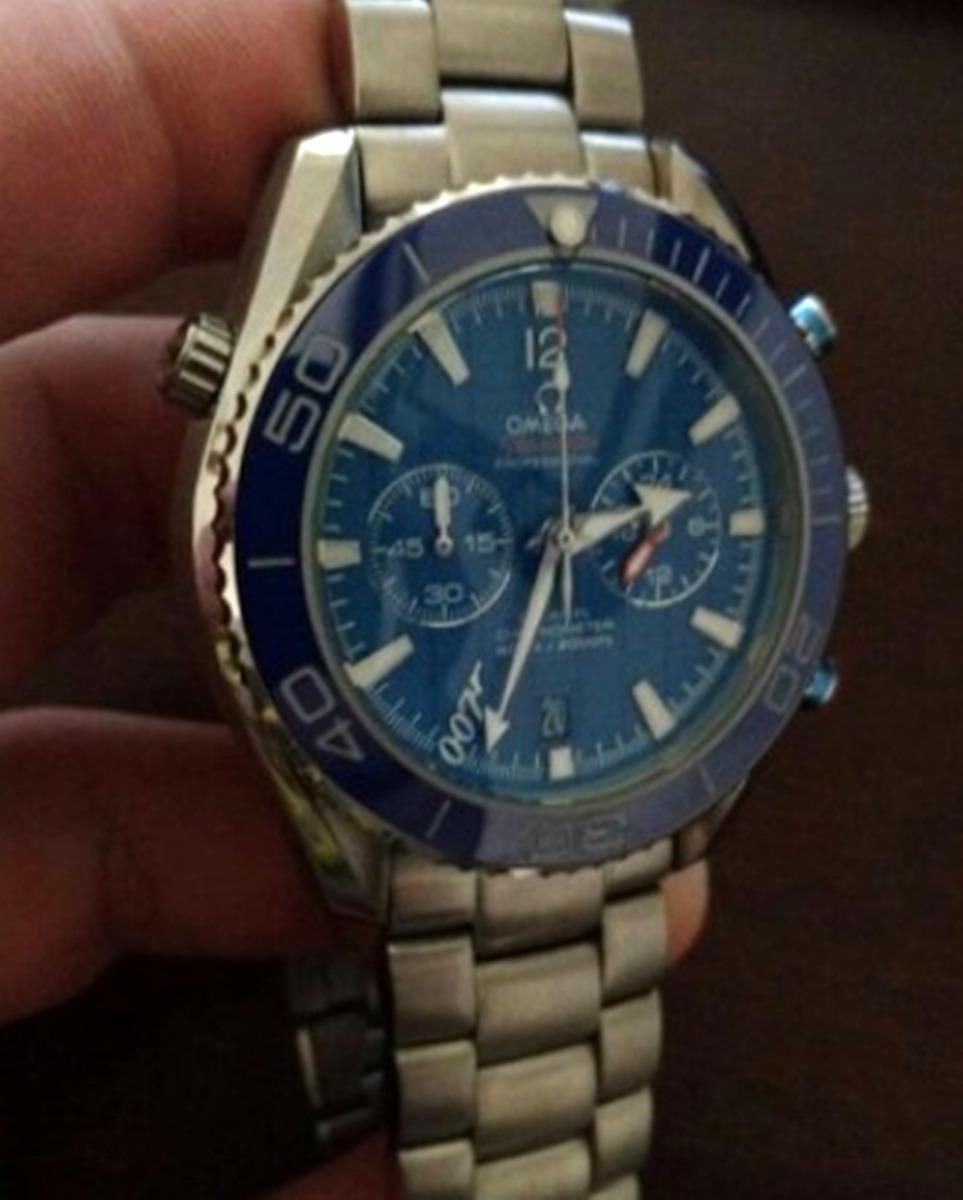 7abb57776c1 relógio omega seamaster 007 automático novo pronta entrega. Carregando zoom.