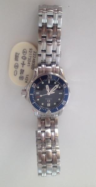 3b4e68714ee Relogio Omega Seamaster Feminino Cod. 22248000 - R  4.900