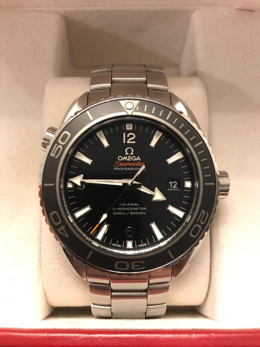 9728f5d1f6d Relógio Omega Seamaster Planet Ocean 45