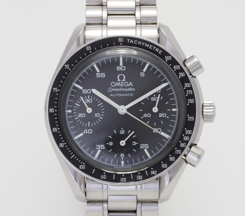 3c0fa472e0e relógio omega speedmaster automático em aço. Carregando zoom.
