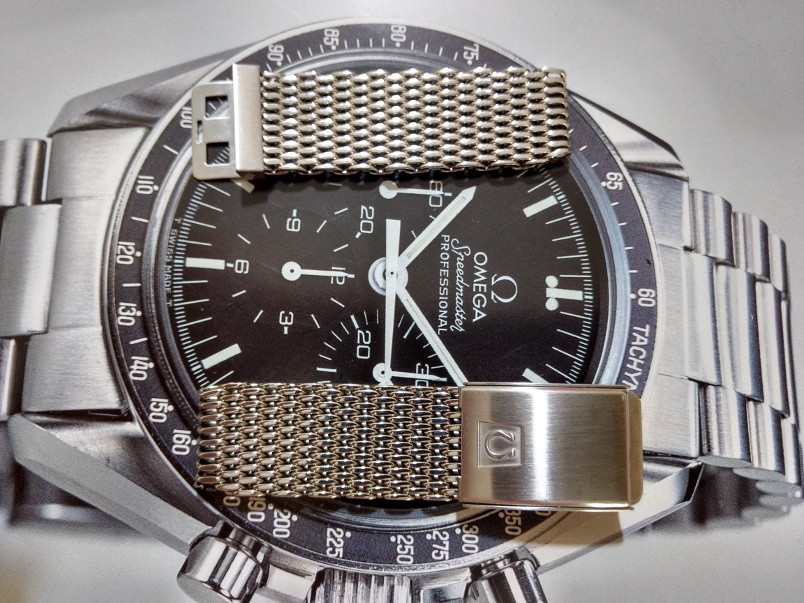 9c9d3678813 relogio omega speedmaster moon pulseiras originais. Carregando zoom.