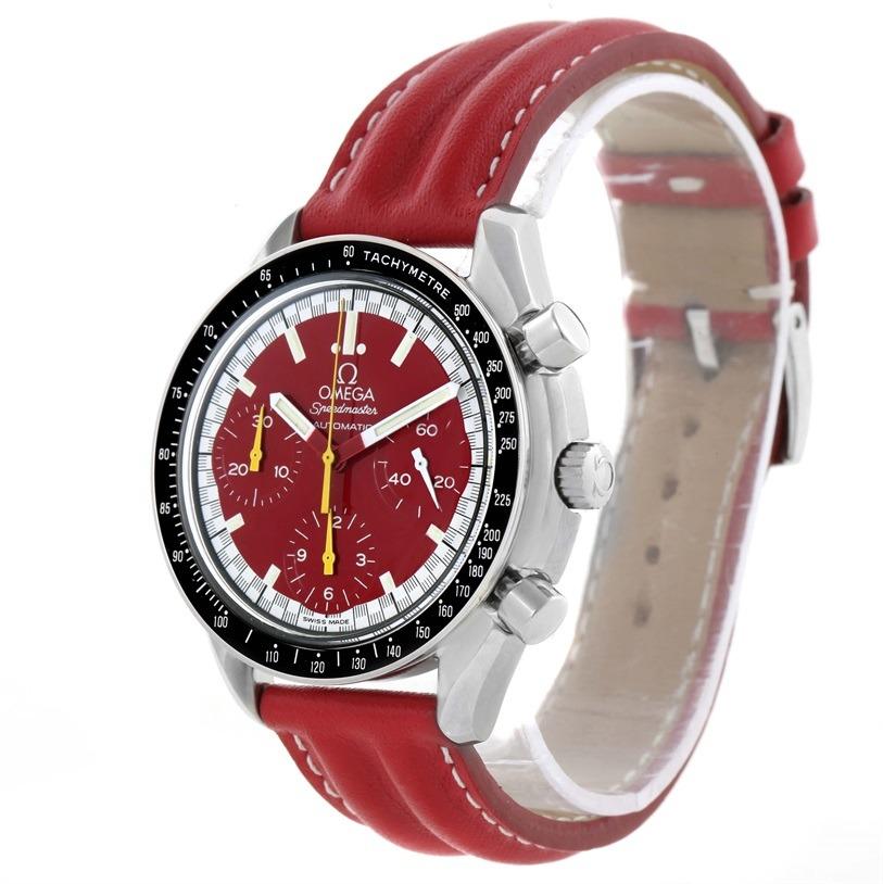 f0738cbe317 Relogio Omega Speedmaster Schumacher Racing - 3510.61.00 - R  7.300 ...
