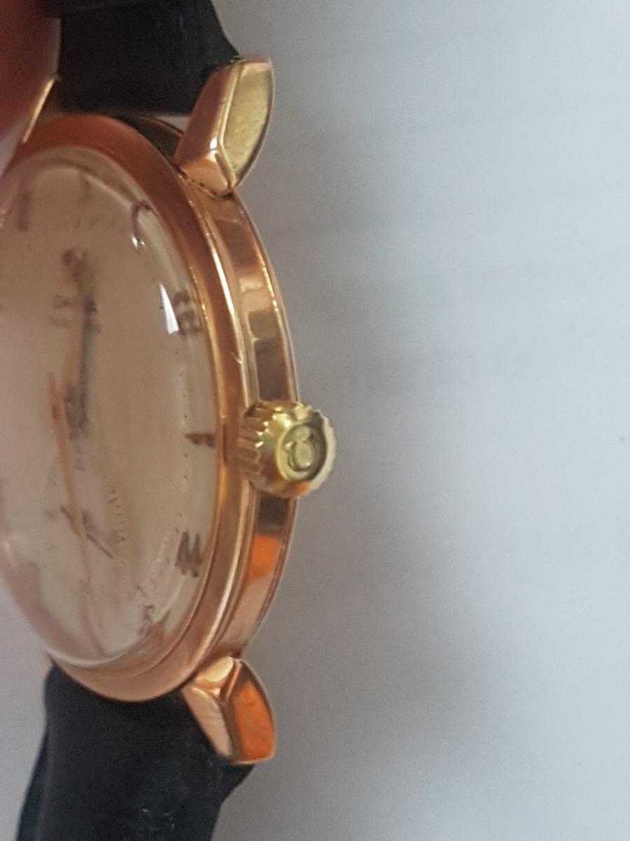 d999a8eebe4 relogio omega vintage automatico em ouro 18 k. Carregando zoom.