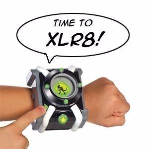 0375b3c2410 Relógio Omnitrix De Luxo Do Ben 10 Cód. 1756 Original Sunny - R  237 ...