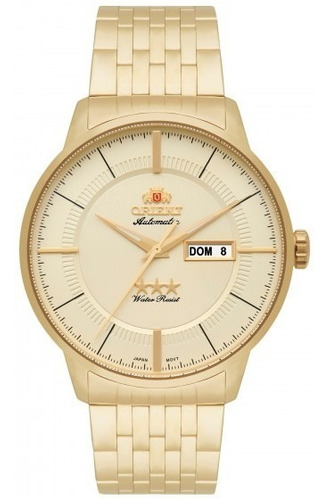 relógio orient 469gp061 c1kx masculino automatico - refinado