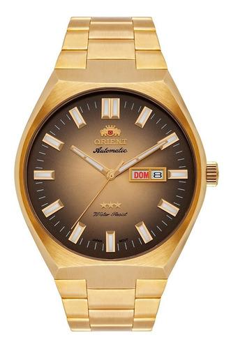 relógio orient 469gp086 c1kx - original com nota fiscal