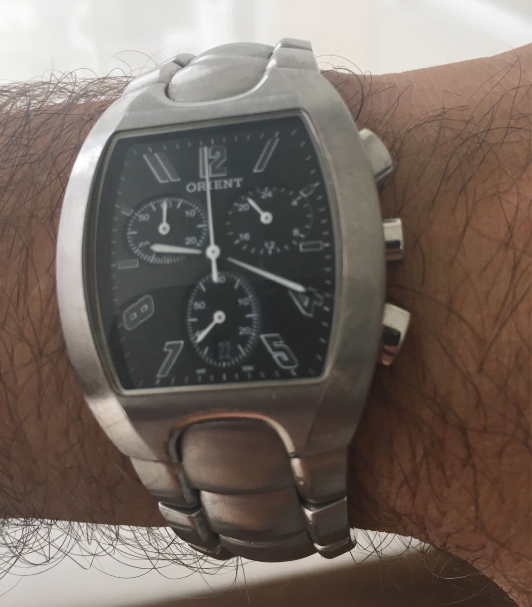 4bf95a2d930 Relógio Orient - R  240