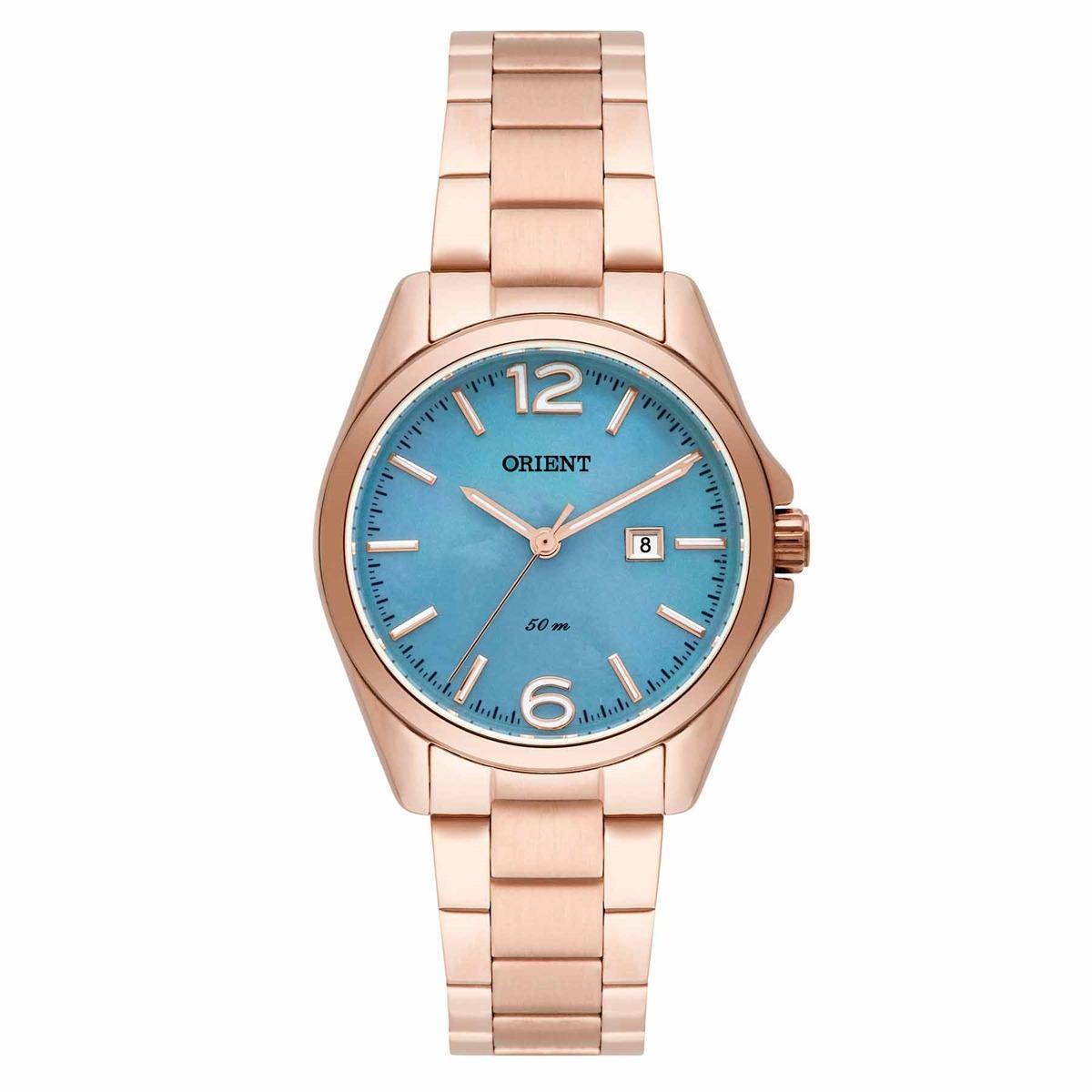 Relógio Orient Analógico Feminino Frss1026 G2rx - R  399,00 em ... 977e401c4f