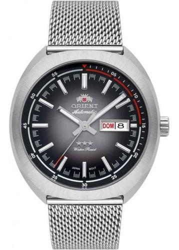 relógio orient automatico 3 estrelas masculino 469ss082 g1sx