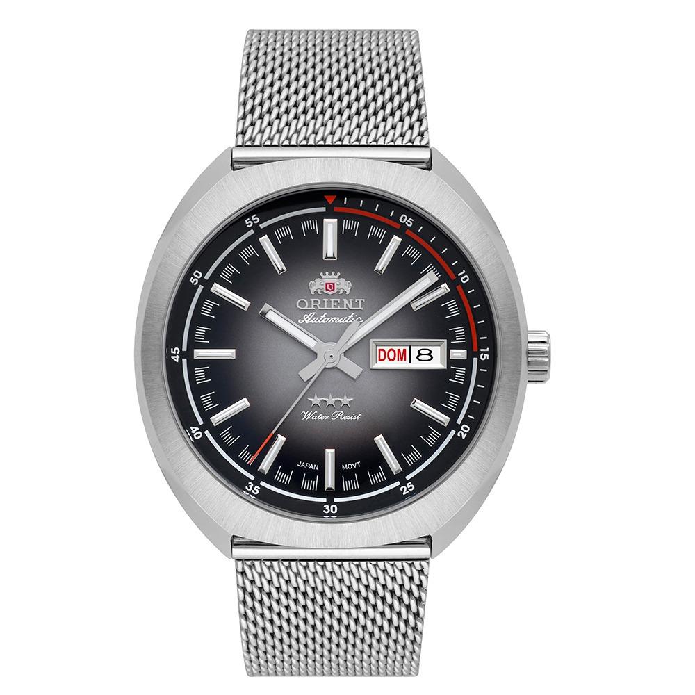 571333ad215 relógio orient automático 469ss082 g1sx original com nf. Carregando zoom.