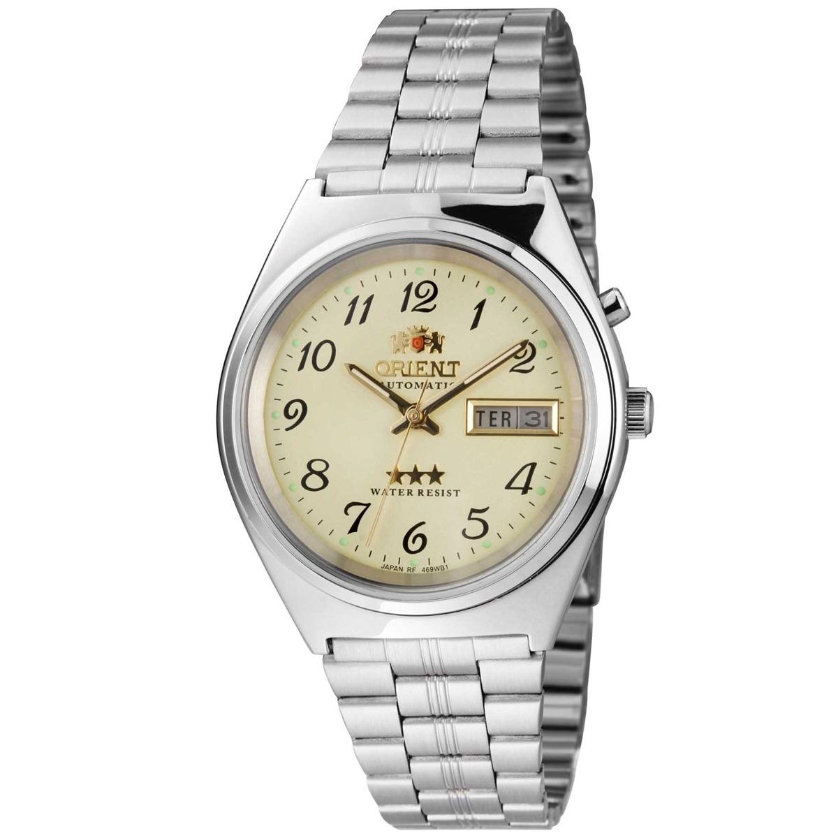 469bcca0f67 relógio orient automático analógico classic masculino 469wb1. Carregando  zoom.