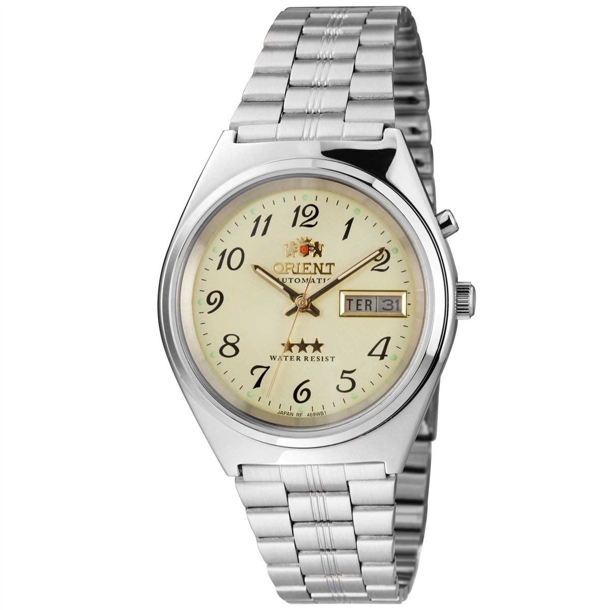 cd98c6513 relógio orient automático analógico classic masculino 469wb1. Carregando  zoom.