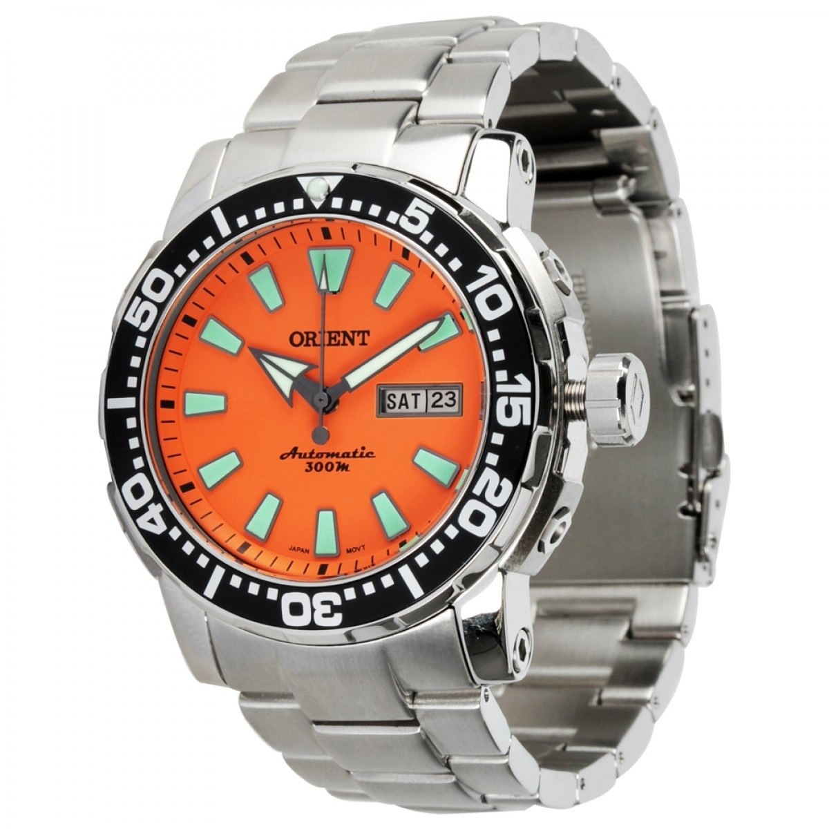 d34fa847b08 relógio orient automático analógico sport troca pulseira div. Carregando  zoom.