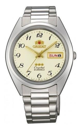 relógio orient automático clássico fab00003c9
