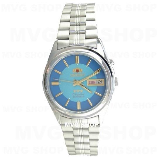 29866a00c4b Relógio Orient Automatico Classico Masculino F.azul Original - R  249