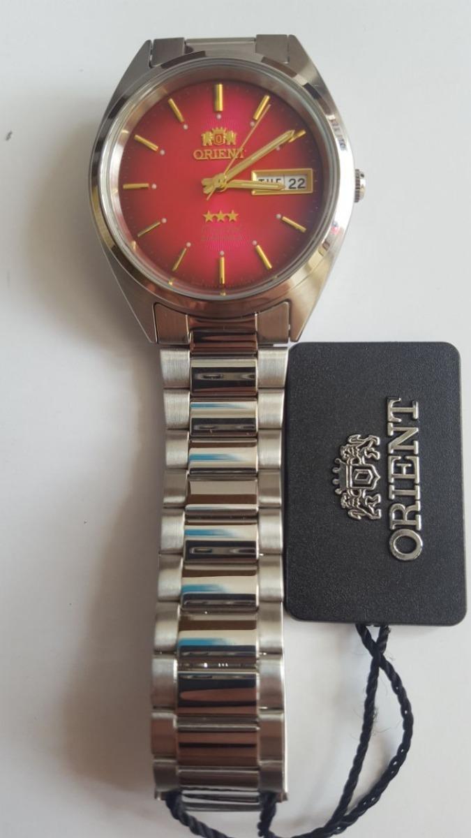 5b0ad6cf2d7cd Relógio Orient Automatico Clássico Prova D agua - R  279,99 em ...