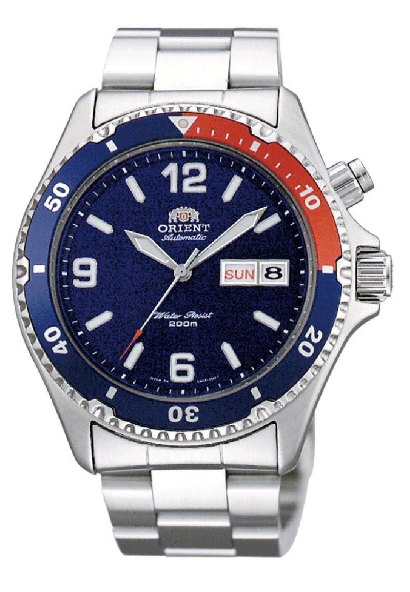 4d1005f709d Relógio Orient Automático Mako Diver 200m Fem65006dw Pepsi - R  748 ...