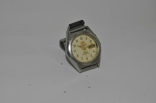 relógio orient automático - maquina do tempo