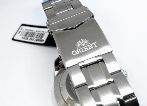 relógio orient automático - original - com nota e garantia