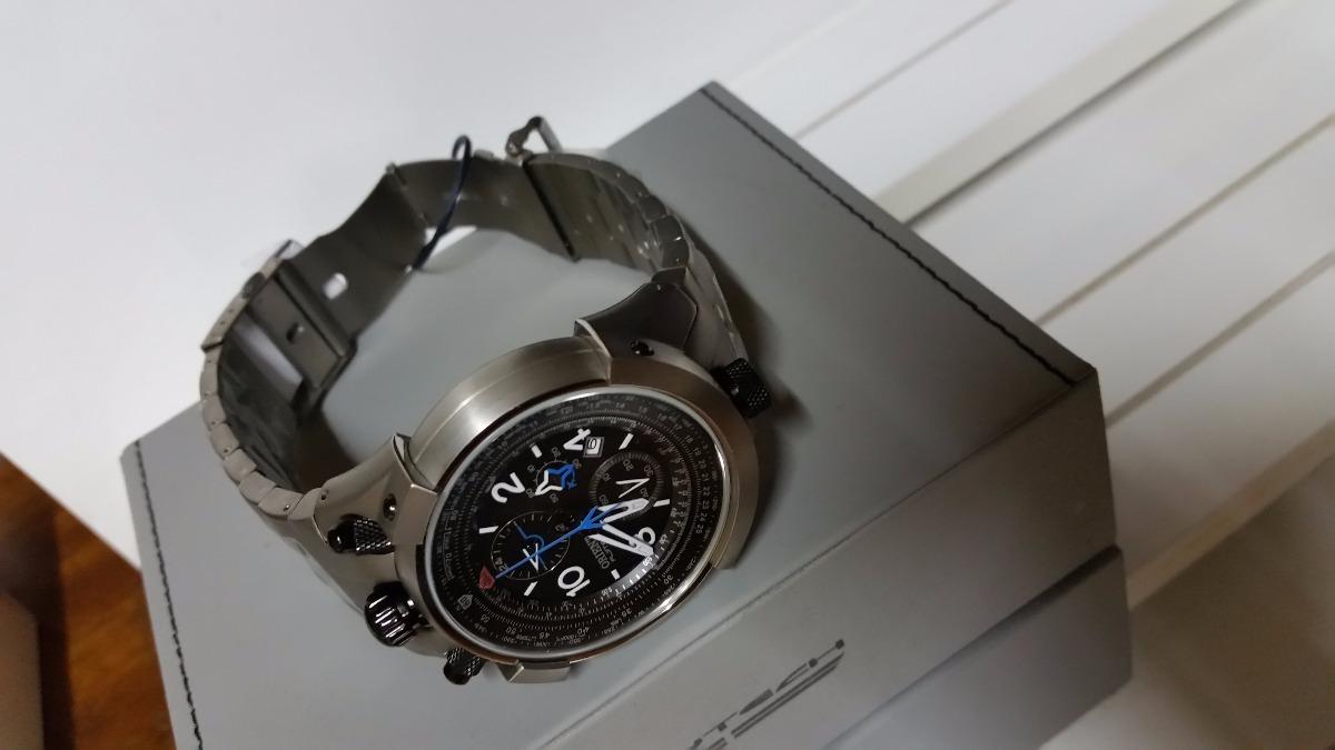 1e5ea1975e42d relogio orient aviador fly tech titanium mbttc008. Carregando zoom.