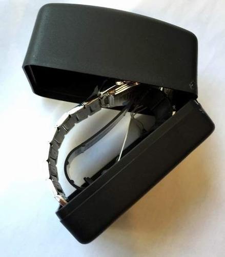 relogio orient fem0301w automático calend aço cristal 21rubi