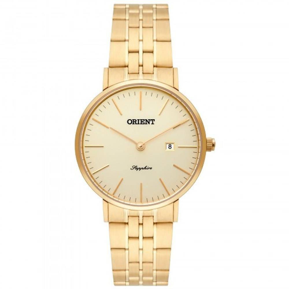 fb2b0d9572521 Relógio Orient Feminino Slim Vidro Em Safira Fgsss004 C1kx - R  484 ...