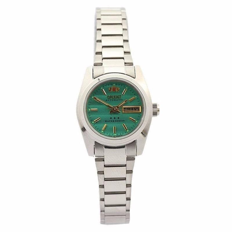 f124dfe202a Relógio Orient Feminino Automático 559wc8x Verde - R  598