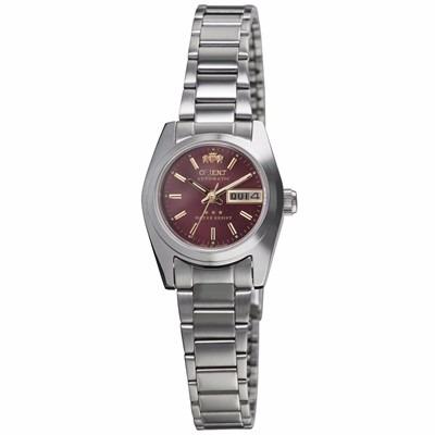 a11df7ce208 Relógio Orient Feminino Automático 559wc8x Vinho - R  598