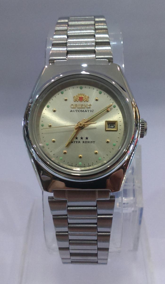 9641bffe10e Relógio Orient Feminino Automatico - R  289