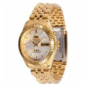 Relógio Orient Feminino Automático Dourado 469ec7b1kx