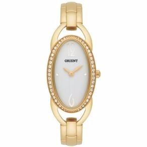 relógio orient feminino lgss0048 s2kx dourado oferta