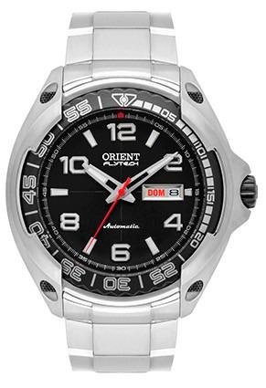 37eed4235e3 Relógio Orient Flytech Automático 469ti005 Titânio Wr  100m - R  750 ...