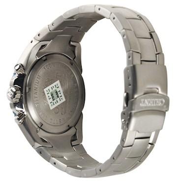 b695897e407 Relógio Orient Flytech Titanium Mbttc006 D1sx Fundo Azul - R  977