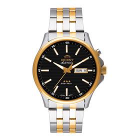 Relógio Orient Masculino 3 Estrelas Automático 469tt043 P1sk