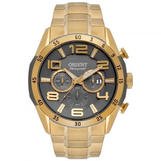 15e140f83e0 Relógio Orient Mgssc015 G2kx Masculino Dourado - Refinado - R  1.188 ...