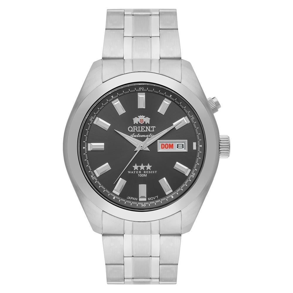 b72ea53bc6a Relógio Orient Masculino Ref  469ss075 G1sx Automático - R  598