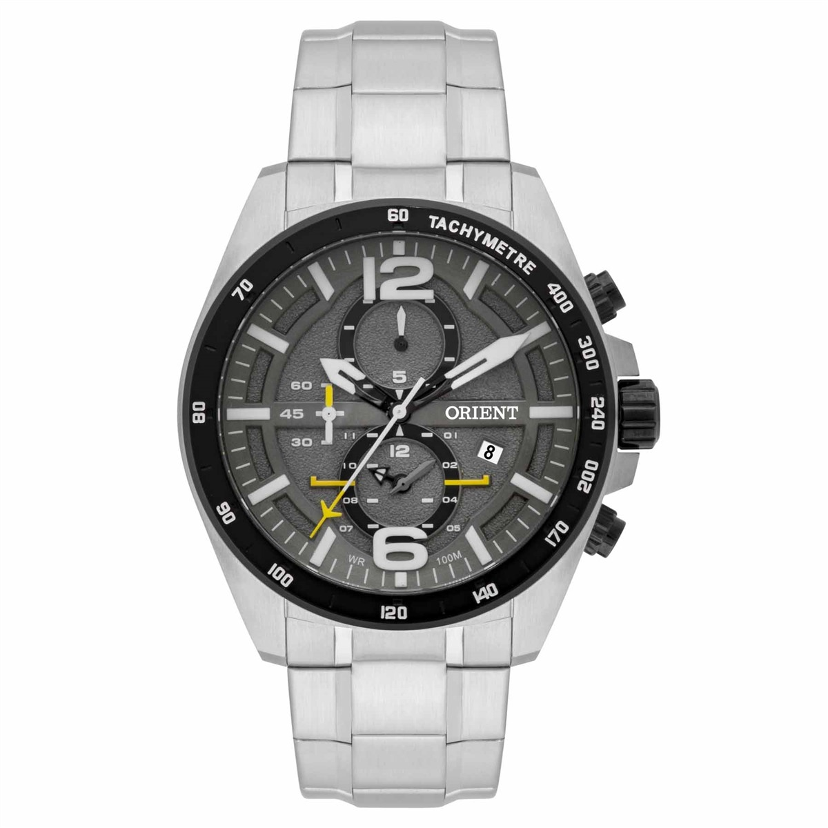43028cf6a96 Relógio Orient Cronógrafo Analógico Masculino Mbssc165 G2sx - R  839 ...