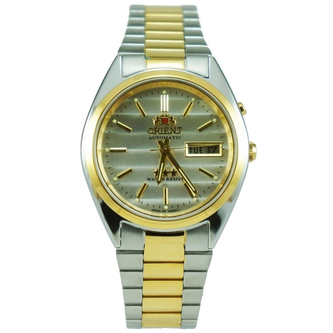 7b11e798d Relógio Orient Automático Analógico Classic Masculino 469wc1 - R ...