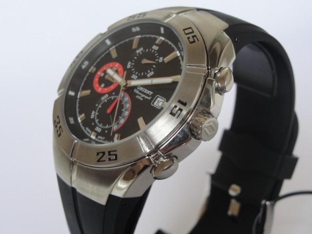 81da6ec8f78 Relógio Orient Masculino - Mod  Sport - Chronograph - Novo - R  450 ...