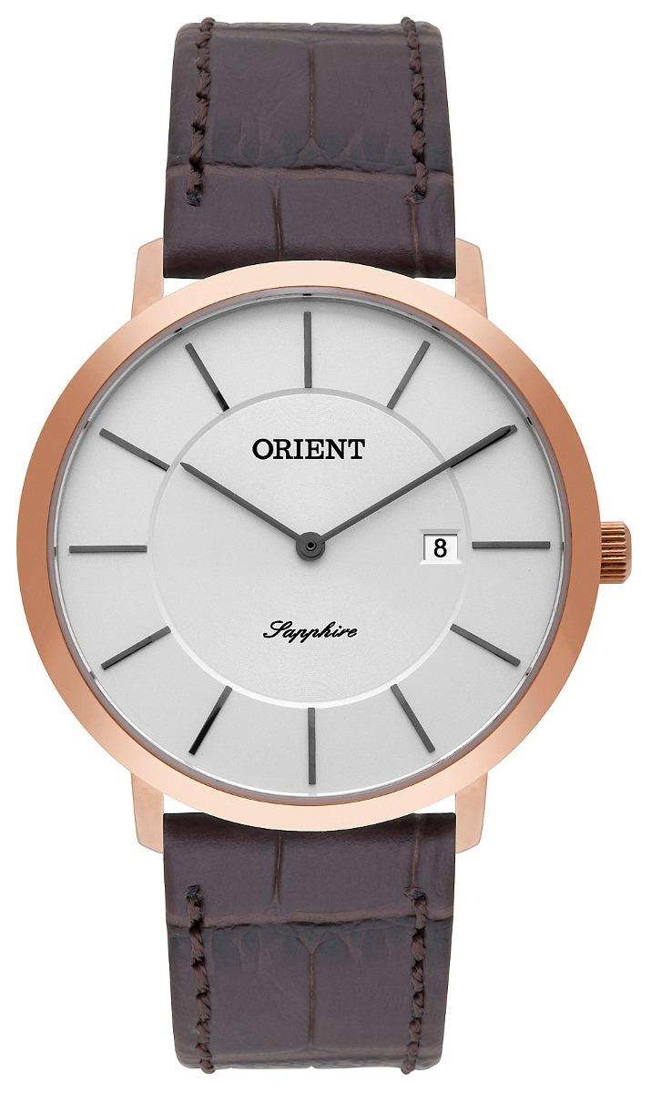 Relógio Orient Masculino Com Pulseira De Couro Mrscs001s1mx - R  494 ... e32693be17