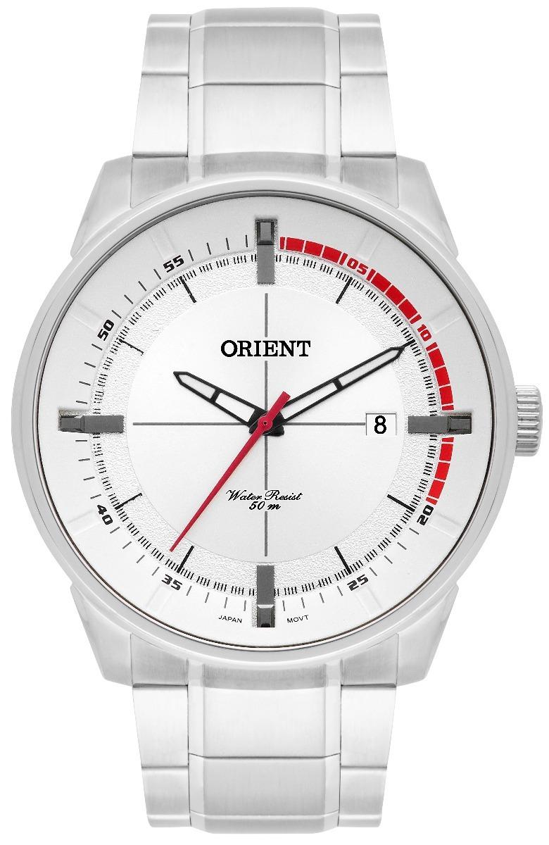73761ea707e Relógio Orient Masculino Mbss1295 S1sx Original Nota Fiscal - R  270 ...