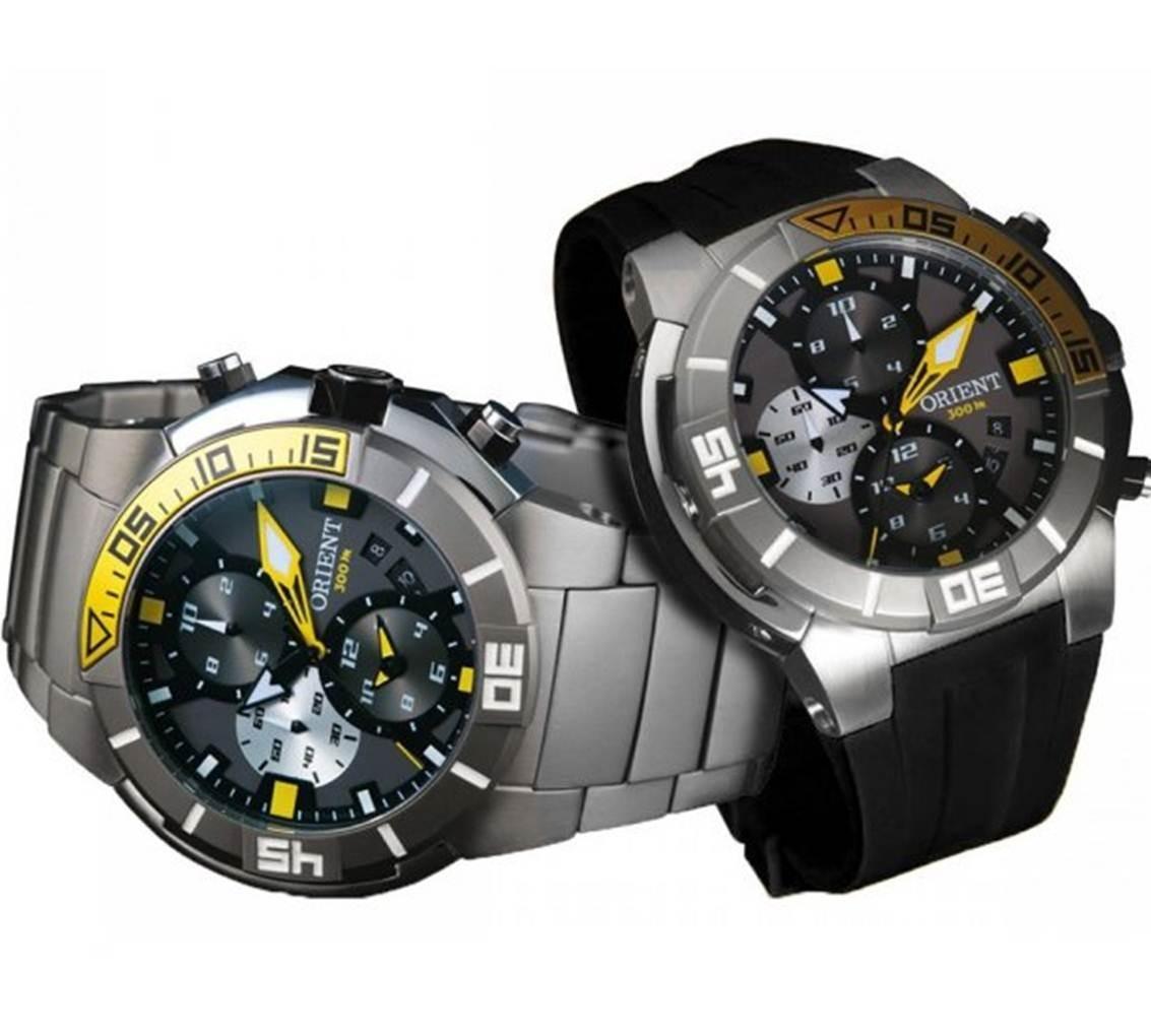 169cf8f5b07 Relógio Orient Masculino Mbttc003 P1px Seatech Titanium - R  1.130 ...