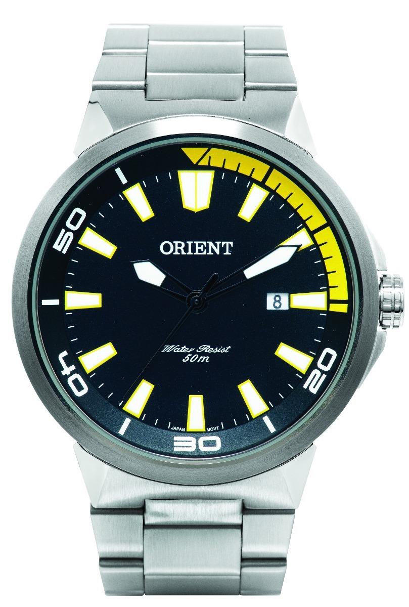 011cdac64f8 Relógio Orient Masculino Mbss1197a Pysx Original Nota Fiscal - R ...