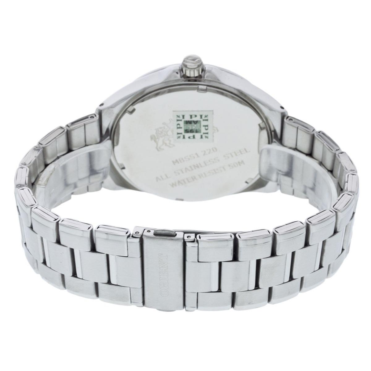 a89d1fa6731 Relógio Orient Masculino Mbss1220 Bpsx - R  315