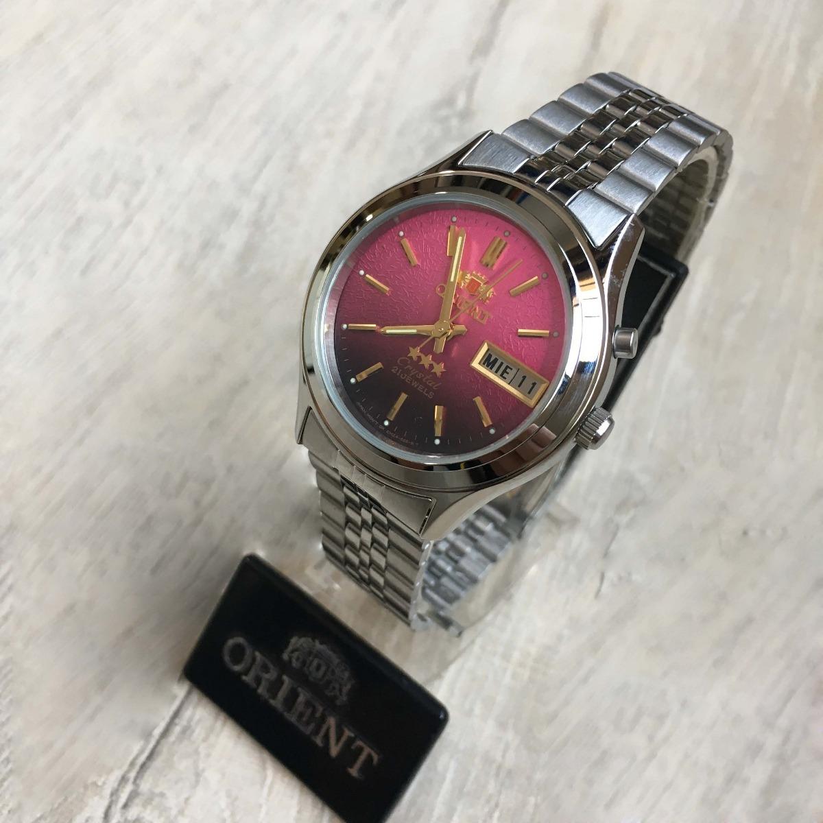 cc3388b841f Relógio Orient Automatico Masculino Original Prata C  Caixa - R  329 ...