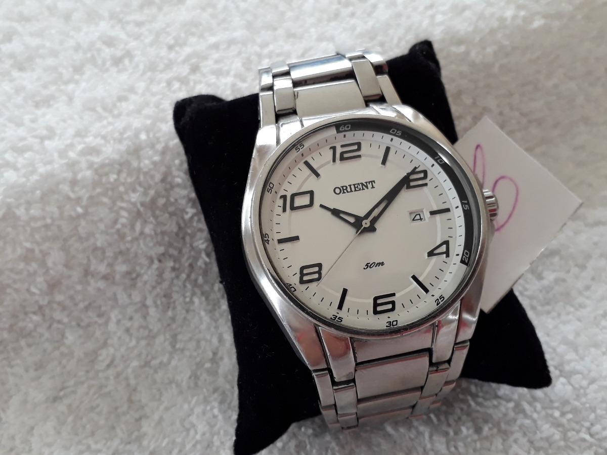 32bd9f04c4e Relógio Orient Masculino