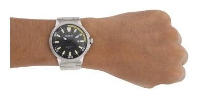 relógio orient masculino aço inox- mbss1197a pysx