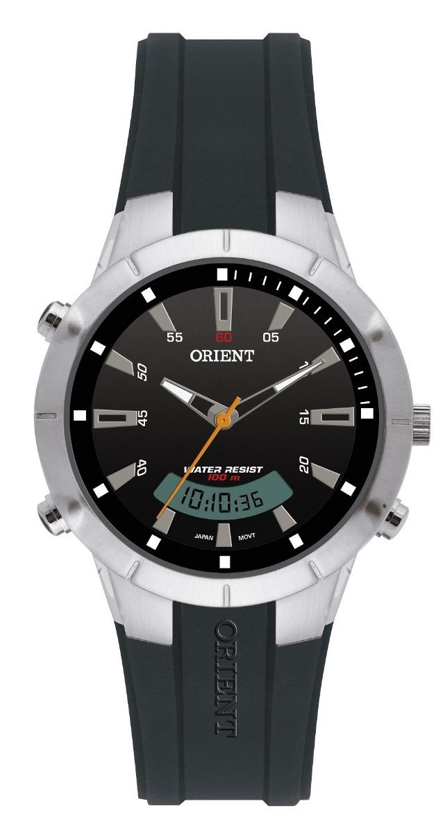 9e9d0f632d2 relógio orient masculino anadigi mbspa028 oferta. Carregando zoom.