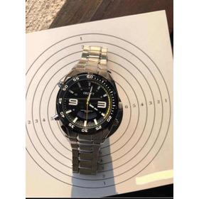 Relógio Orient Masculino Anadigi Mbssa039 Pysx Aço